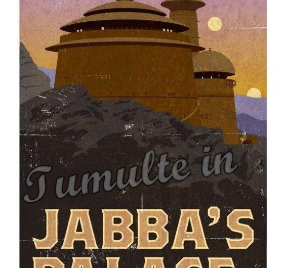 Tumulte in Jabbas Palast