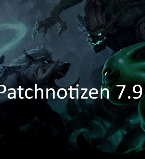 Patchnotizen 7.9