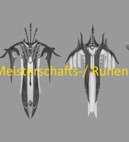 Neues Runensystem